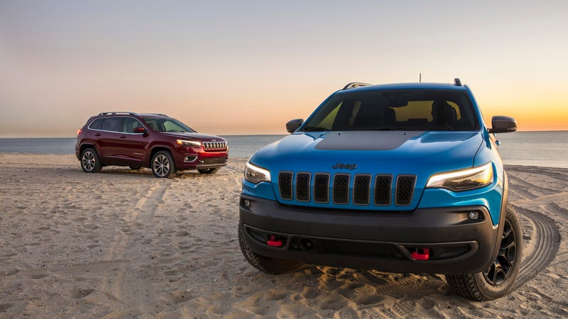 Illustration for article titled Sergio Marchionne's Reported Exit Plan For Fiat Chrysler: Less Fiat And Chrysler, More Jeeps