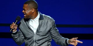 Host Chris Tucker at the 2013 BET Awards show (Mark Davis/Getty Images for BET)