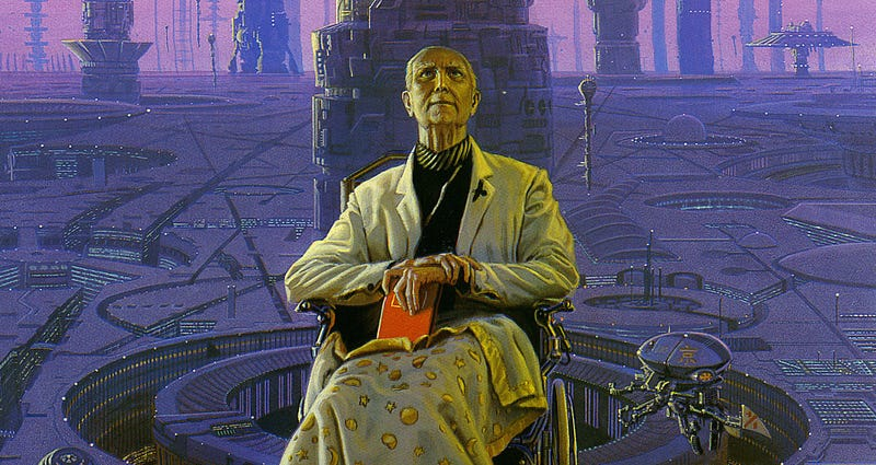 Illustration for article titled Listening To Issac Asimov's Foundation For The First Time & I Am Struggling To Understand