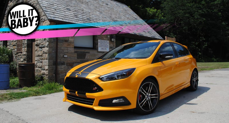 2016 Ford Focus ST: Will It Baby?