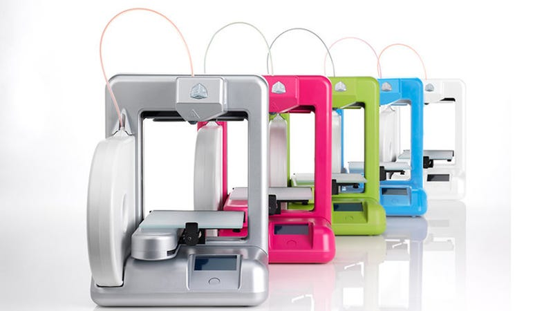 Illustration for article titled Whoa. A 3D Printer That Actually Looks Like it Belongs in Your Home