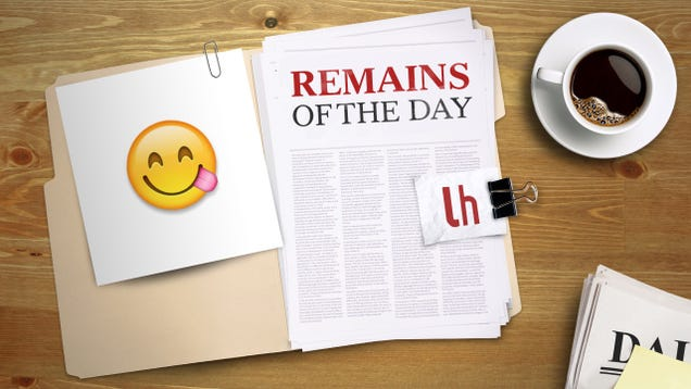 Remains of the Day: WhatsApp on Android Gets a Ton of Emoji