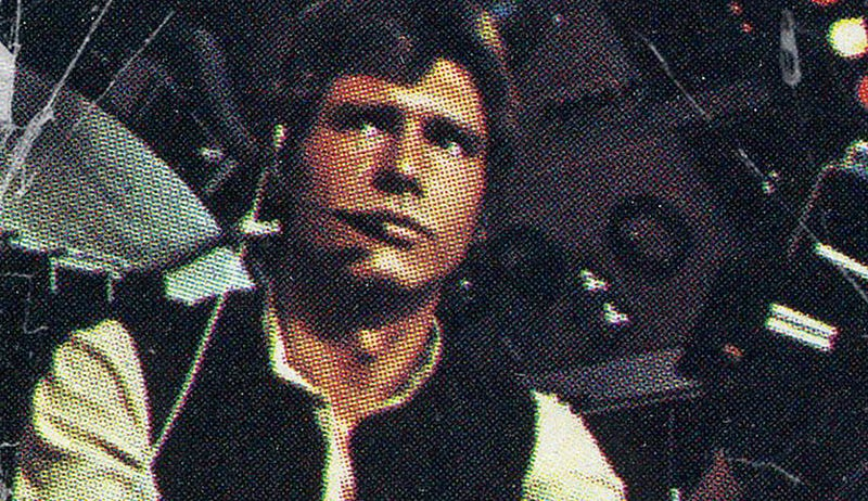 Illustration for article titled How the Hell Is This JPG of Han Solo Worth $225?