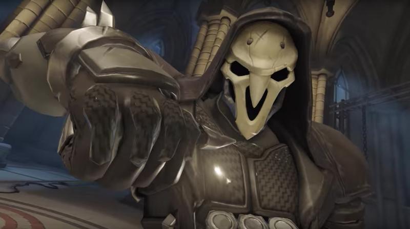 Overwatch's Reaper