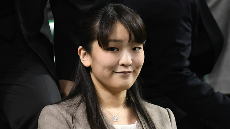 Princess Mako of Akihisno at some sort of tennis match. Photo by Getty Images.