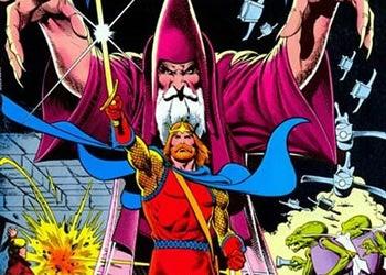 Illustration for article titled Torchwood + Alt History Merlin = Camelot