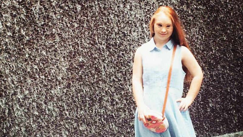 Illustration for article titled Model With Down Syndrome Will Walk During New York Fashion Week