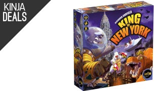 Add King of New York to Your Board Game Cabinet for $30