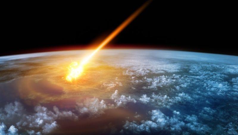 Illustration for article titled La temperatura más alta jamás registrada en la Tierra es de más de 2.300ºC, y fue culpa de un asteroide