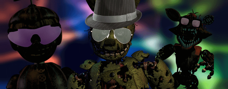 Illustration for article titled Five Nights at F**kboy's 3 Is Released on GameJolt