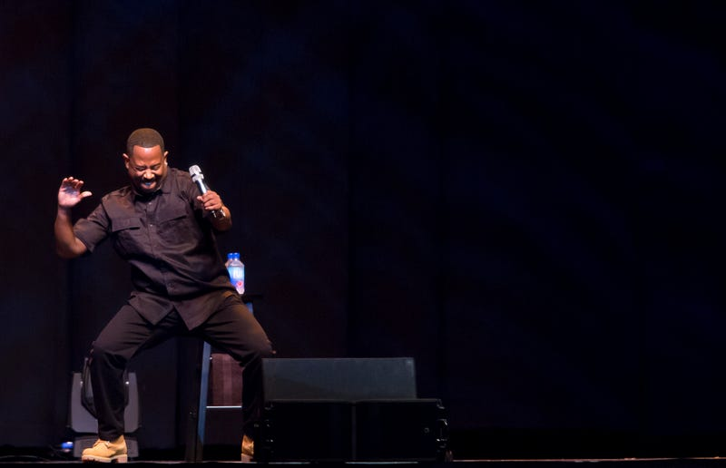Martin Lawrence performs stand-up in Kansas City, Mo., July 30, 2016. Jason Squires/Getty Images