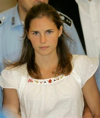 "Illustration for article titled Amanda Knox Is Italy's ""Woman Of The Year"""
