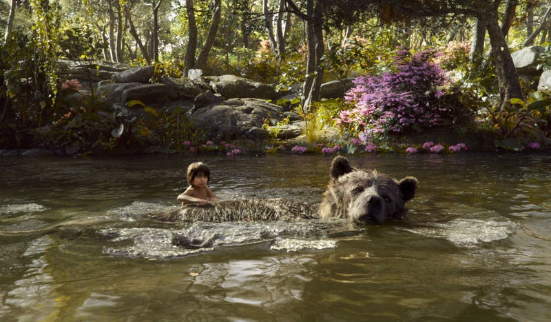 Illustration for article titled The Jungle Book Is the Best Live-Action Disney Remake So Far
