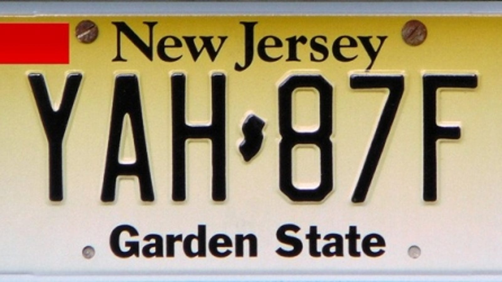 Probationary License Nj >> New Jersey Now Requires Pointless Red Sticker For Probationary Drivers