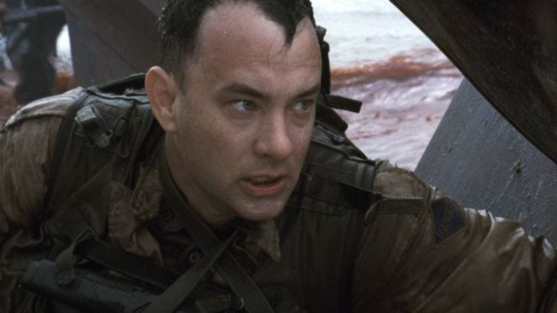 Illustration for article titled Here's why Saving Private Ryan's opening battle scene works so well