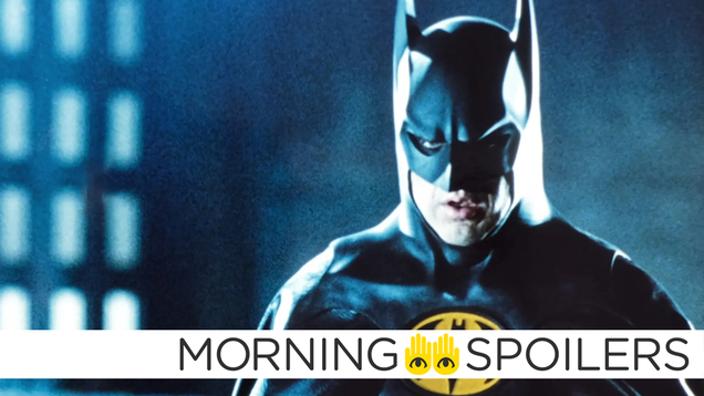 Updates From The Batman and The Flash Are, Somehow, Still Both About Batman