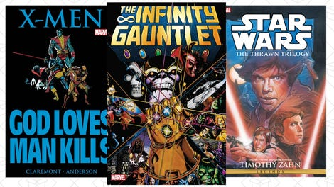 How to Binge-Stream Every Marvel Movie Before Avengers