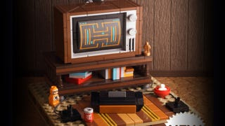 Illustration for article titled Retro Consoles Brought To Life in LEGO