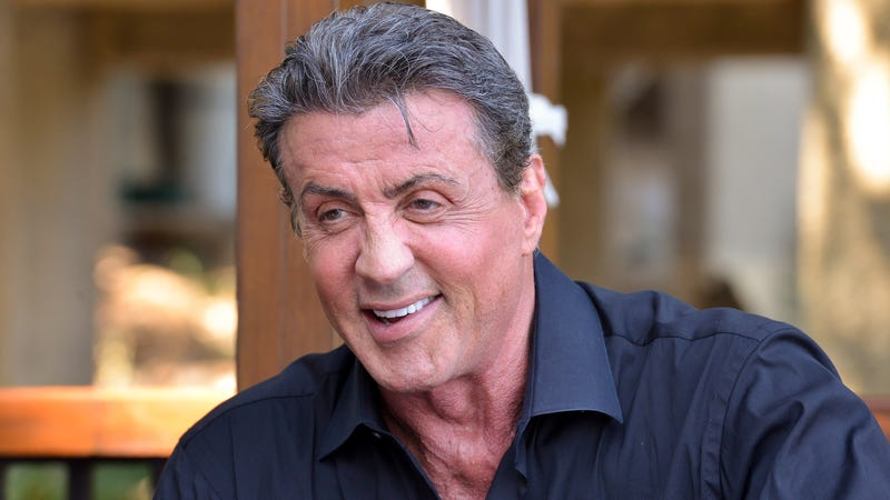 Illustration for article titled Sylvester Stallone might be loading up for another Rambo movie