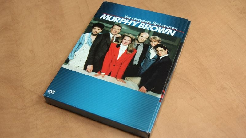 Illustration for article titled Nation's Weirdest Teenager Buys Season One DVD Of 'Murphy Brown'