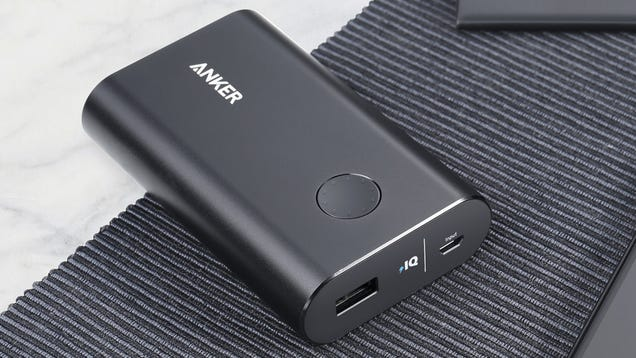 RoboVacs, Power Banks, and Wireless Charging: The Best Anker and Eufy Deals of the Day