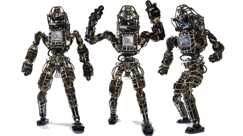 Google Is Reportedly Selling Its Crazy Robotics Lab Boston Dynamics