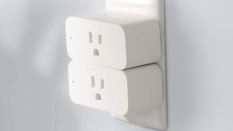 Amazon Smart Plug | $15 | Amazon