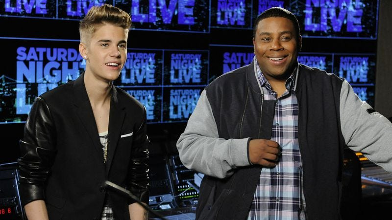 Illustration for article titled This Saturday night (live), NBC aims to make you a Belieber