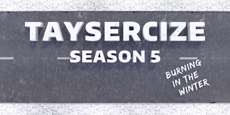 Illustration for article titled TAYcersize Season 5: Rules Sheet