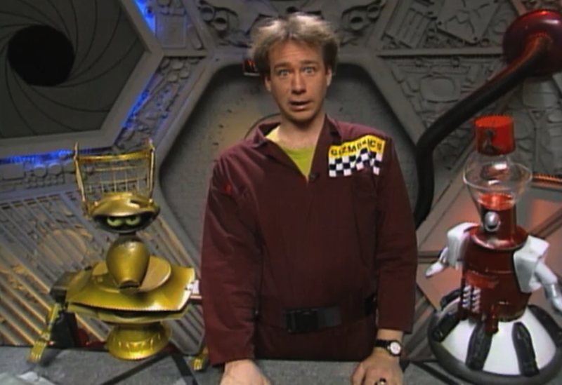 Illustration for article titled A lot of bad movies came out on DVD this week, but MST3K can help