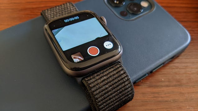 Up Your Selfie Video Game With This Apple Watch Hack