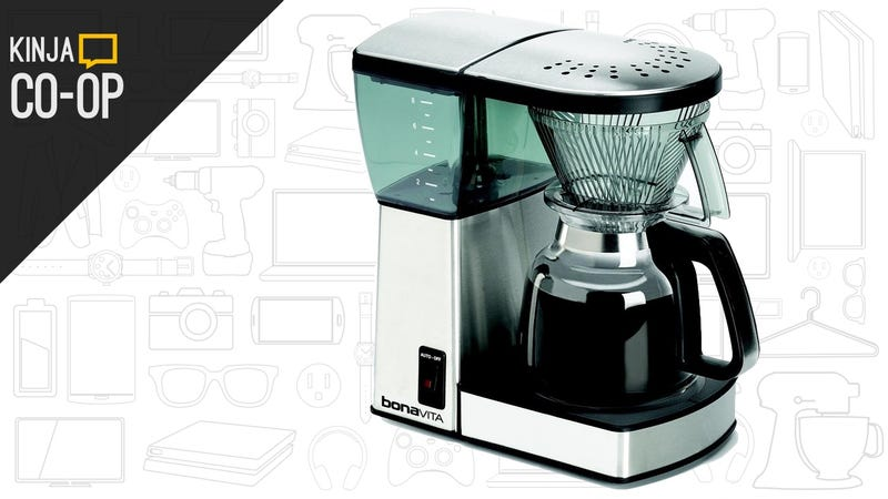 Best Coffee Maker Out There : Your Favorite Coffee Maker Is The Bonavita BV1800