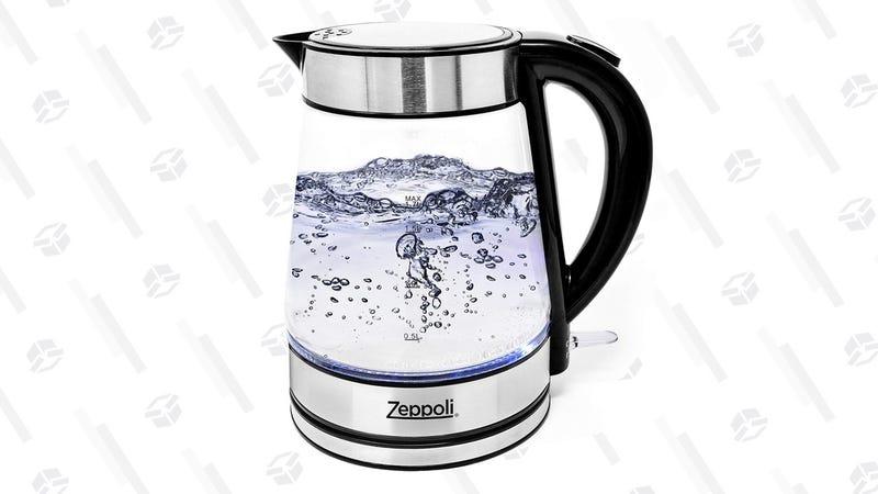 Zeppoli Electric Kettle | $25 | Amazon