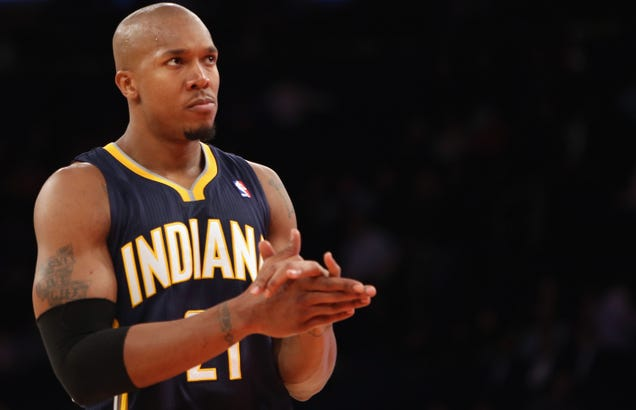 Larry Bird And The Pacers Don't Look Great In This David West I…