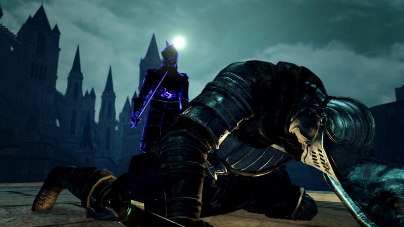 Illustration for article titled Are These Dark Souls Screens Hard Enough for You?