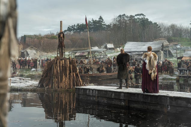 A Norway in disarray makes for a compelling Vikings as Bjorn faces his failures