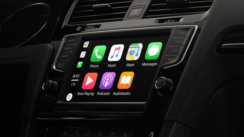 Illustration for article titled Be Advised: Apple's Latest iOS Update Lets You Use Google Maps In Apple CarPlay
