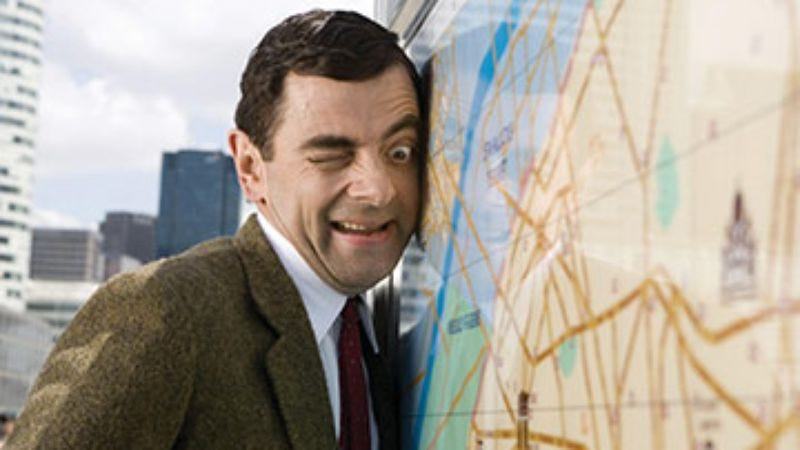Illustration for article titled Mr. Bean's Holiday