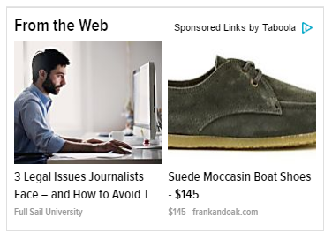 Illustration for article titled Do Gawker employees see these ads?