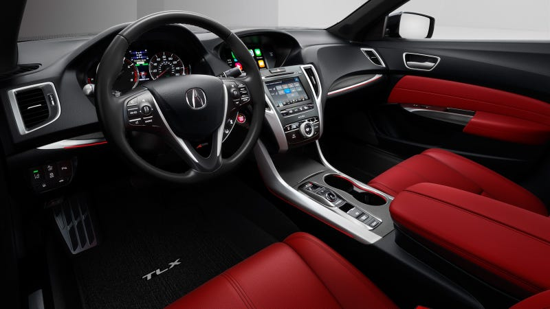 2018 acura ilx type s. beautiful type the 2018 acura tlx brings back a mild performance trim with new angry face throughout acura ilx type s l