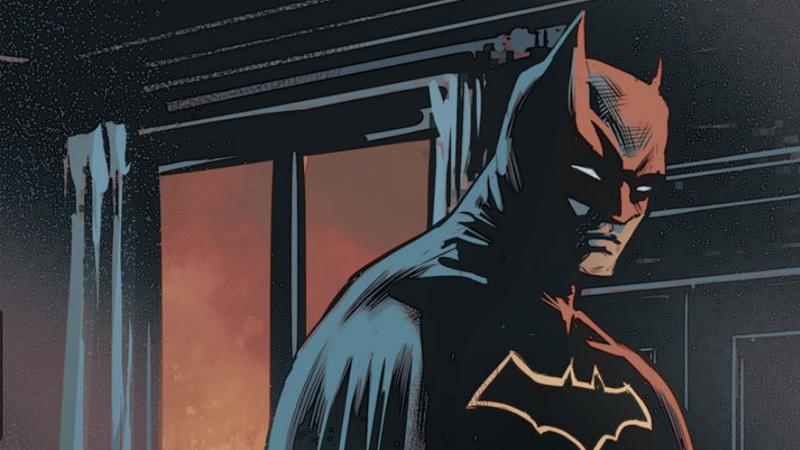 Image: DC Comics. Batman #38 art by Travis Moore and Guilia Brusco.