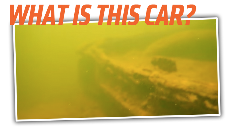 Illustration for article titled ID-ing This Underwater Car May Be Our Hardest Challenge Ever