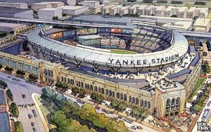 Illustration for article titled Man, We Totally Forgot They Were Razing Yankee Stadium