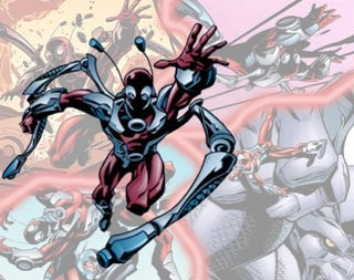 """Illustration for article titled Edgar Wright's Ant-Man is """"a high-tech spy heist film"""""""