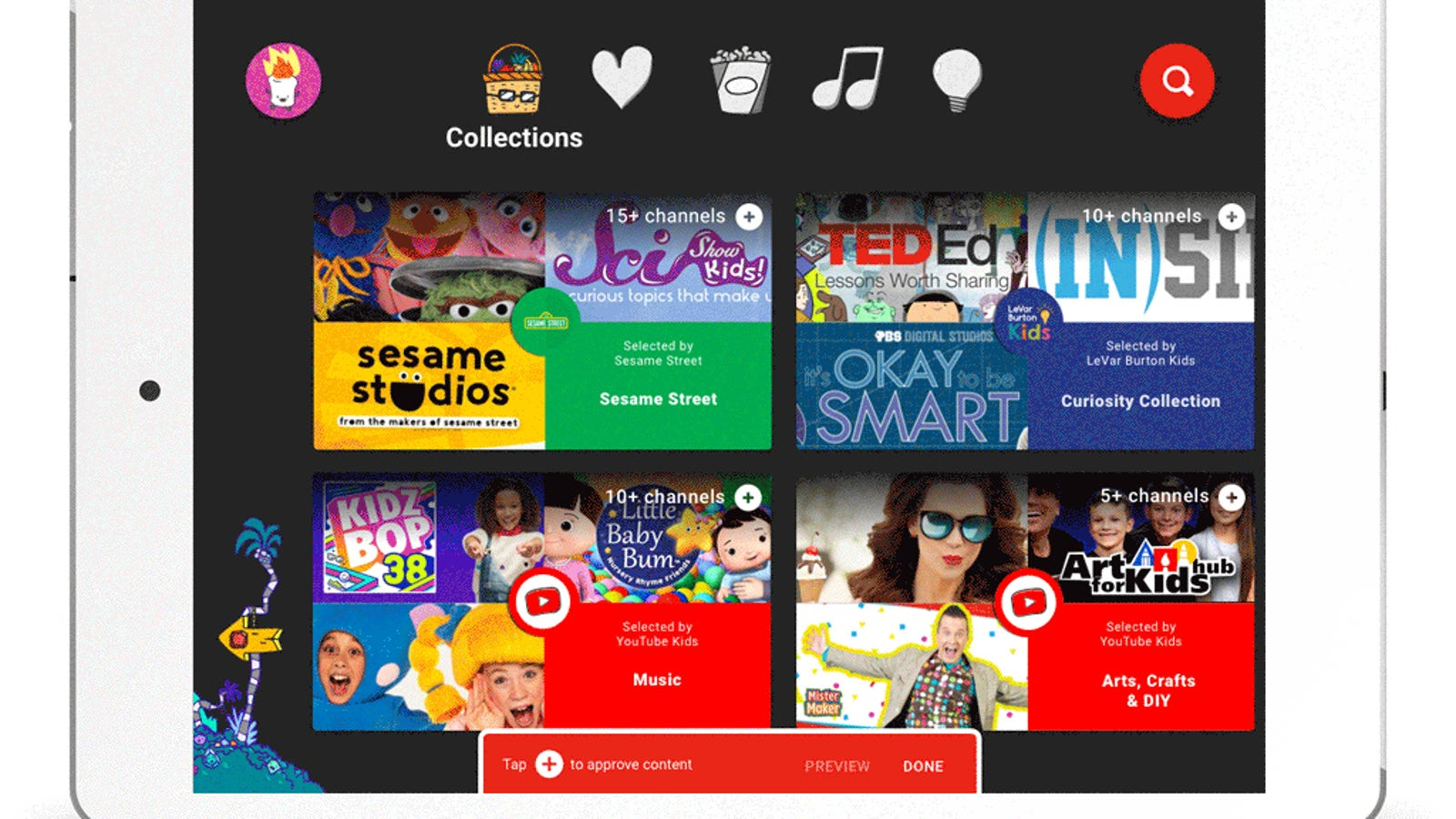 Image result for YouTube Kids Is Getting Some Totally Sensible Parental Controls