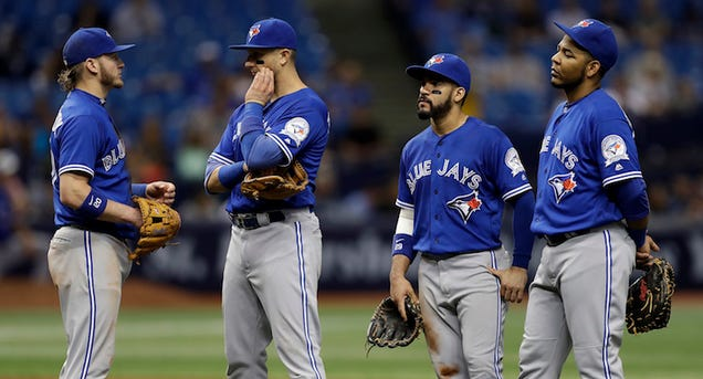 The Blue Jays Are Beefing With The Local Media