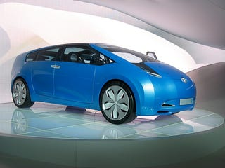 Illustration for article titled Report: New Toyota Hybrid Brand Coming in 2009