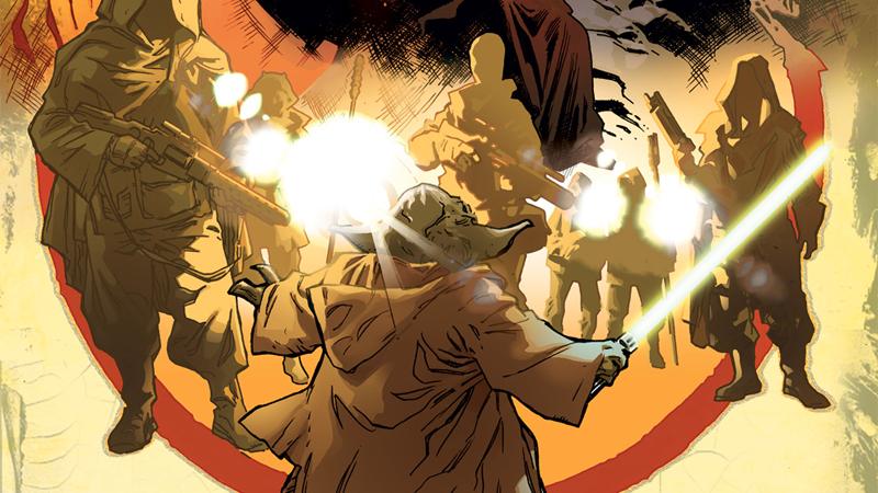 Star Wars #26 cover art by Stuart Immonen