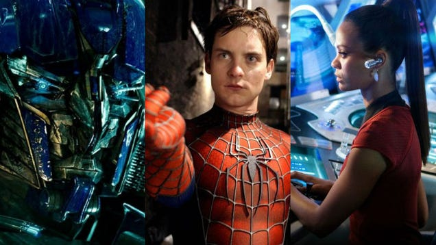 Our 25 Favorite Summer Blockbusters of the 2000s