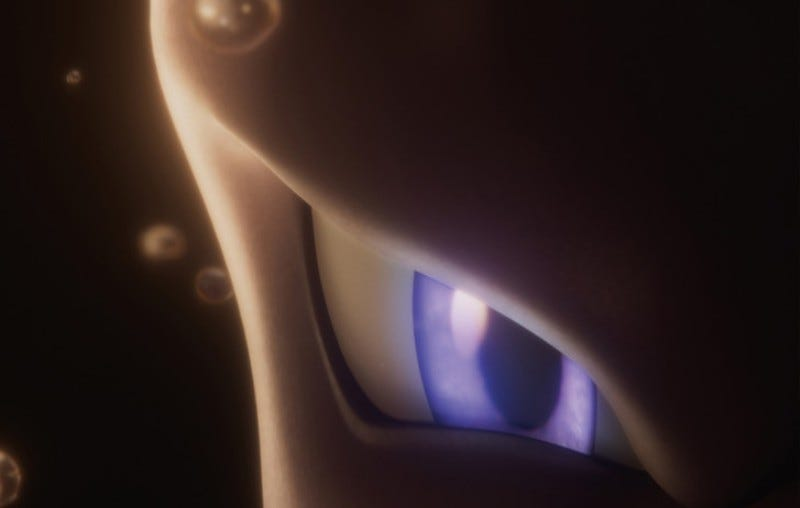 Illustration for article titled The Next Pokémon Animated Movie Is Officially Mewtwo Strikes Back Evolution